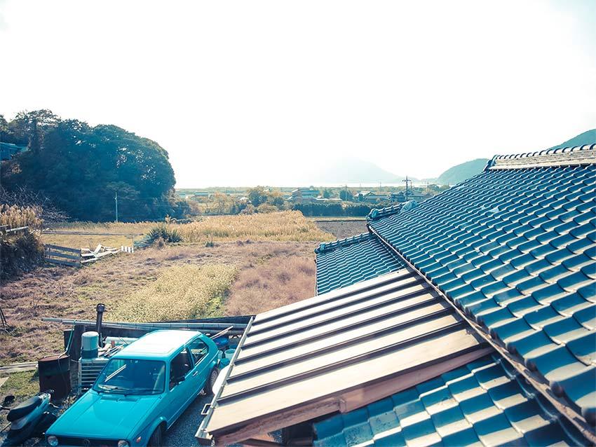 夕焼け宿 民泊 富海の家